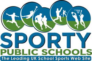 Sporty Public Schools logo